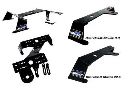 All Dual Unit Dek-It Mounts